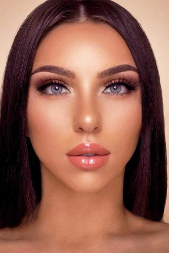 Perfect Makeup Ideas With Lip Gloss picture 6
