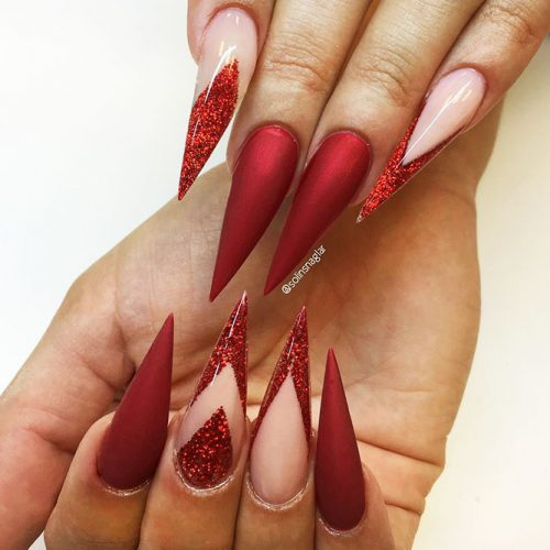 Matte Nails Designs for Your Creative Look Picture 1