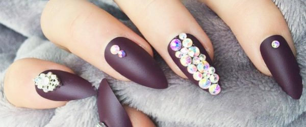 30 Pointy Nails Designs You Can't Resist To Copy