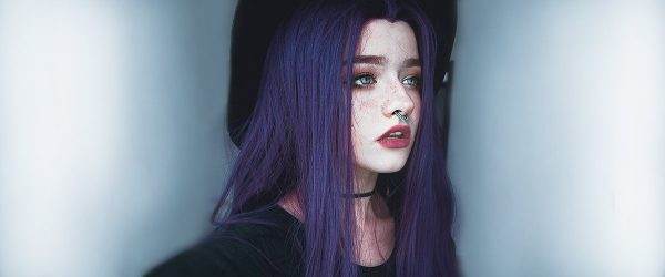 40 Purple Hair Styles That Will Make You Believe In Magic