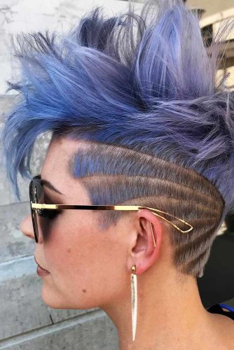 Mohawk Hairstyle Ideas Picture 4