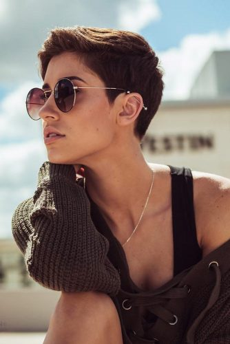 The Best Pixie Hairstyle Ideas from Instagram Picture 3