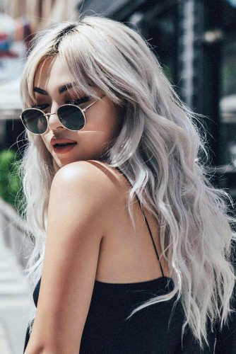 Insanely Hot Silver Hair Looks Picture 4