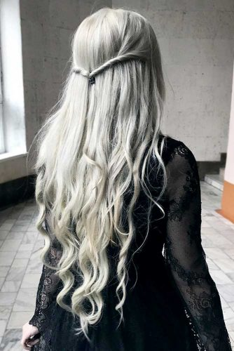 Insanely Hot Silver Hair Looks Picture 5