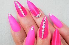 Gel Nails Designs For Your Complete Look