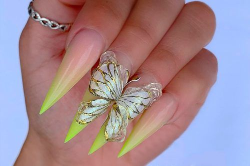 Pointy Nails Designs You Can't Resist To Copy