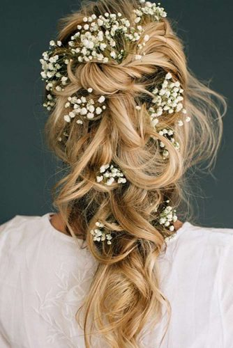 Modern Wedding Hairstyles For Long and Medium Hair picture 2