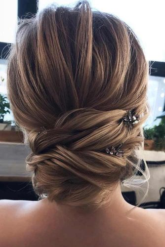 Modern Wedding Hairstyles For Long and Medium Hair picture 4
