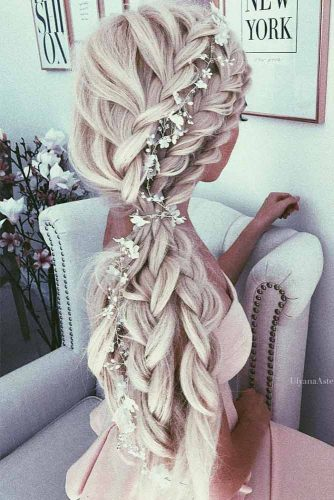 Modern Wedding Hairstyles For Long and Medium Hair picture 1