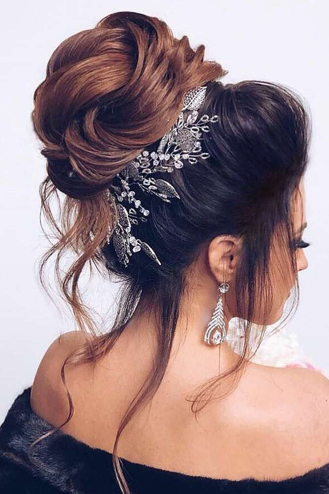 Modern Wedding Hairstyles For Long and Medium Hair picture 6