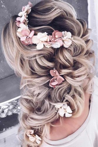 Modern Wedding Hairstyles For Long and Medium Hair picture 5