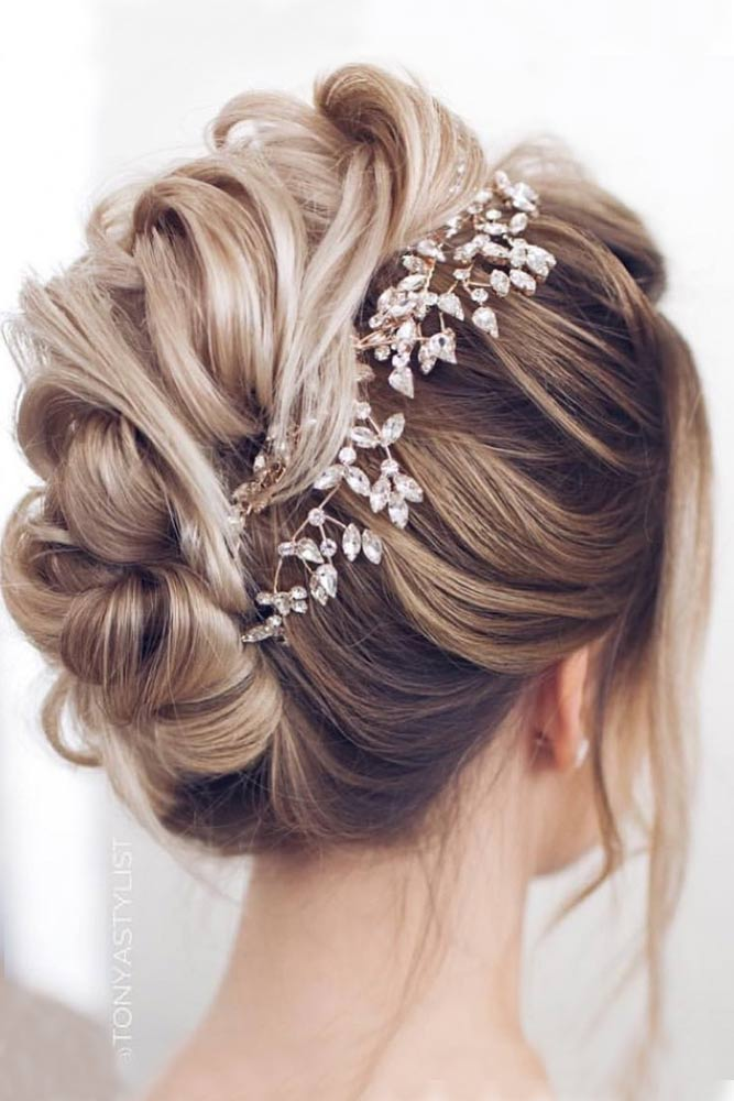 Popular Wedding Hairstyles To Inspire You picture 5