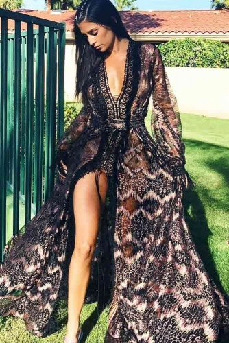 Stylish Boho Outfit Ideas With Maxi Dresses Or Skirts picture 1