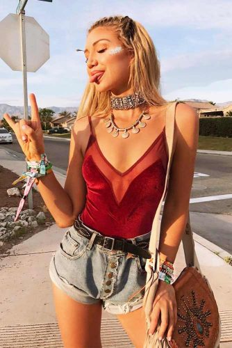 Sexy Festival Outfit Ideas picture 4