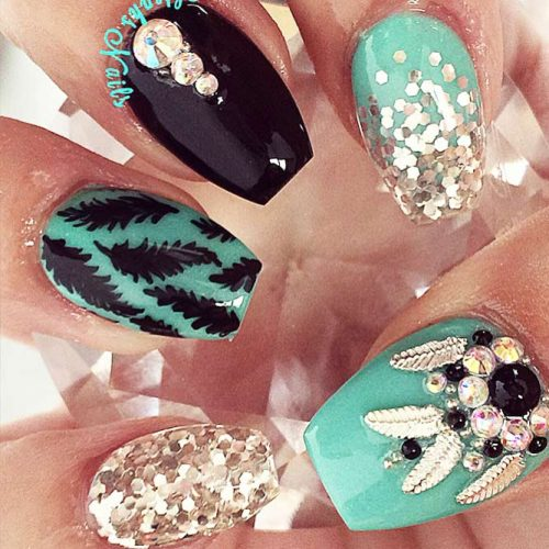 Nail Designs for Dream Cather Lovers Picture 5