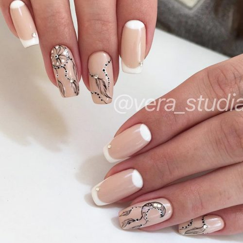 Amazing Dream Catcher Nail Arts Picture 5