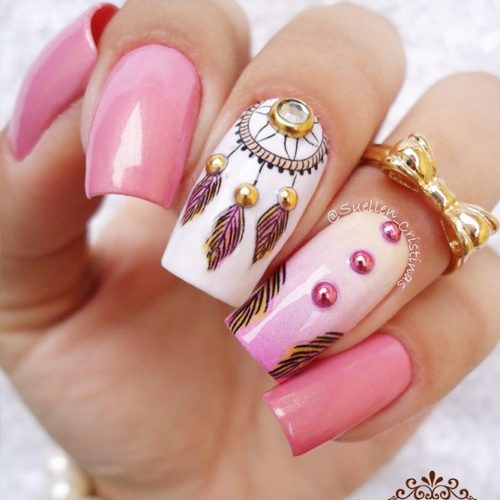 Nail Designs for Dream Cather Lovers Picture 4