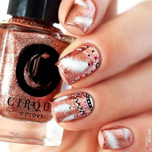 Nail Designs for Dream Cather Lovers Picture 3