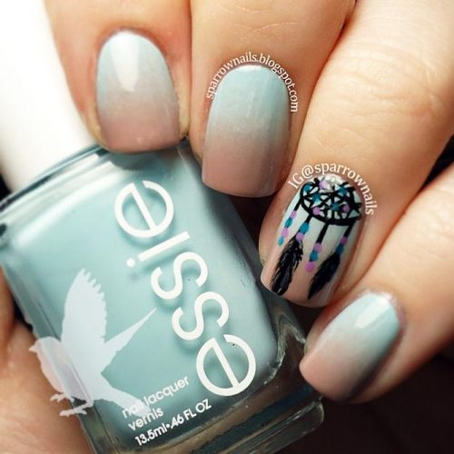 Nail Designs for Dream Catcher Lovers picture2