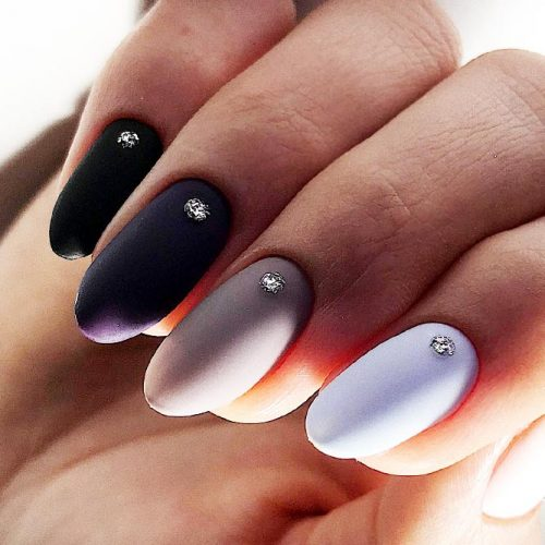 Matte Nail Designs Every Lady Will Like Picture 2