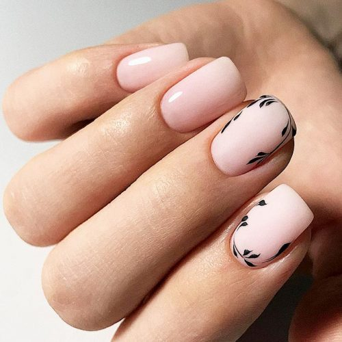 Matte Nail Designs Every Lady Will Like Picture 1