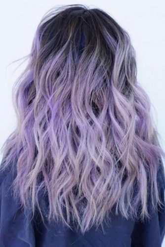 The Lilac Hair Color Ideas picture 1