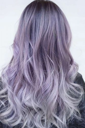 The Lilac Hair Color Ideas picture 3