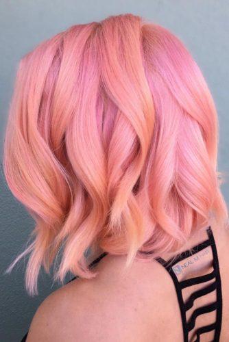Peach Hair Shades picture 2