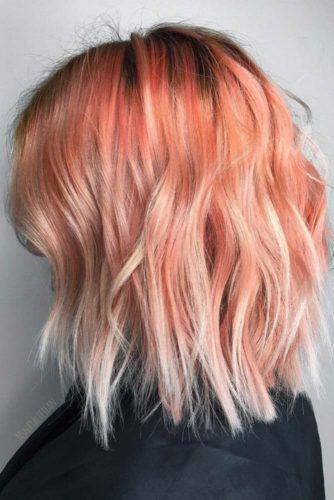 Peach Hair Shades picture 1