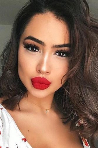 Soft Glam Makeup Ideas To Inspire You picture 1