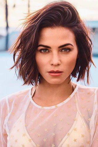 Easy and Fast Hairstyles for Short Hair Picture 5