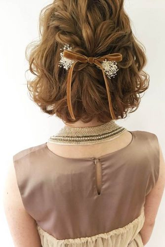Short Hairstyles Ideas for Romantic Evening Picture 3