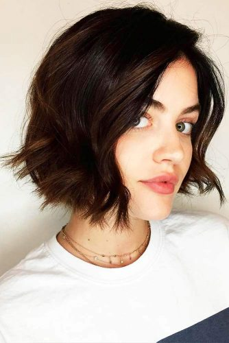 Easy and Fast Hairstyles for Short Hair Picture 1