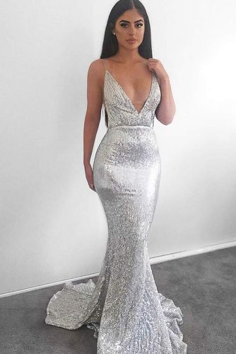 Top Silver Cocktail Dresses picture 3