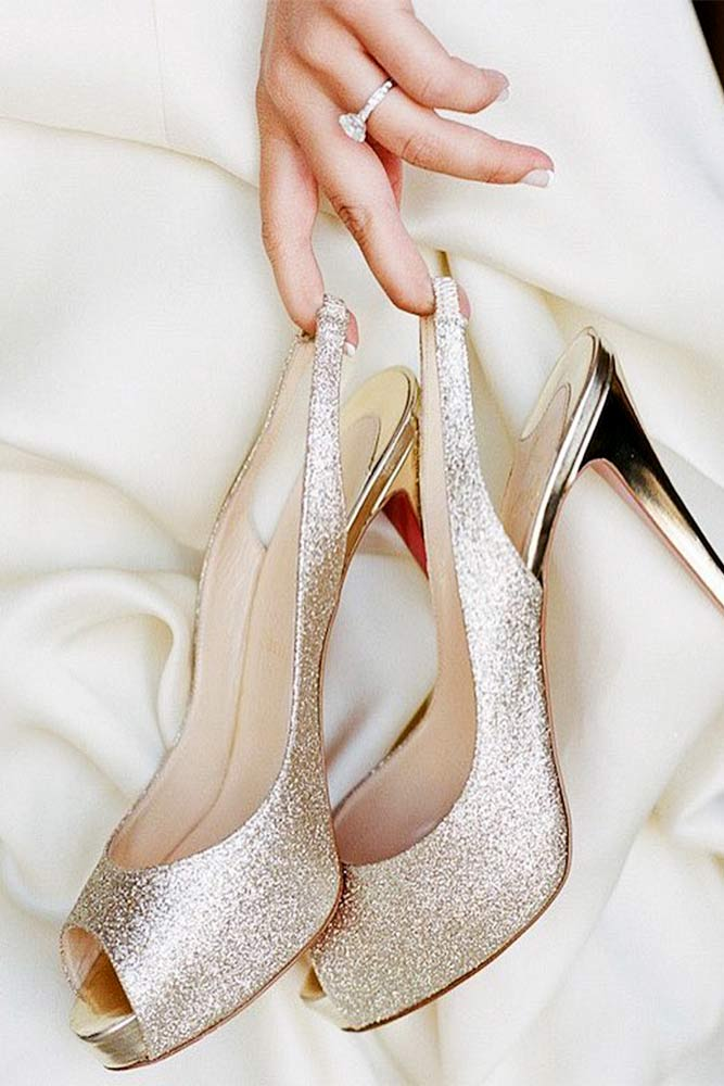Popular Silver Heel Designs To Inspire You Picture 5