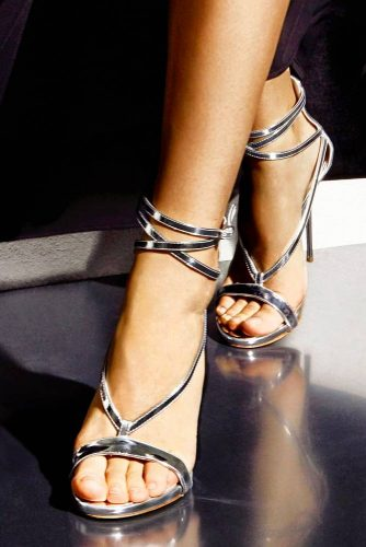 >Silver Heels For Real Princesses Picture 1