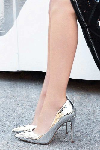 Popular Silver Heel Designs To Inspire You picture 1