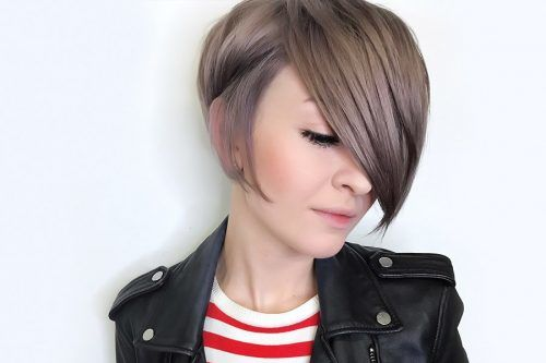 Asymmetrical Bob Ideas You Will Fall in Love With