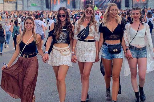 Hottest Festival Outfits For Coachella Are Right Here