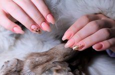Stunning Gold Foil Nail Designs To Make Your Manicure Shine