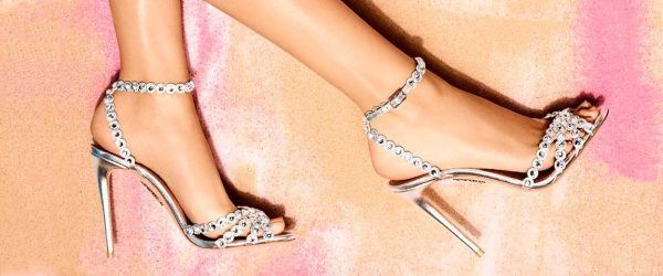 33 Silver Heels for Prom: Style Inspiration, Tips and Trends 2019