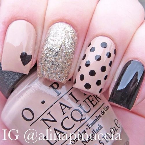 Funny Pattern Acrylic Nails picture 3