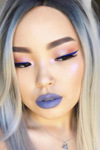Asian Eyes Makeup With Eyeliner picture 6