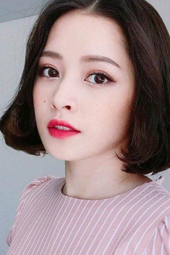 Natural Makeup Idea For Asian Eyes #naturalmakeup