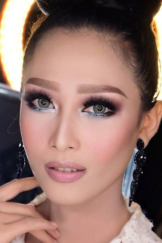 Cute Asian Eyes Makeup Looks picture 6