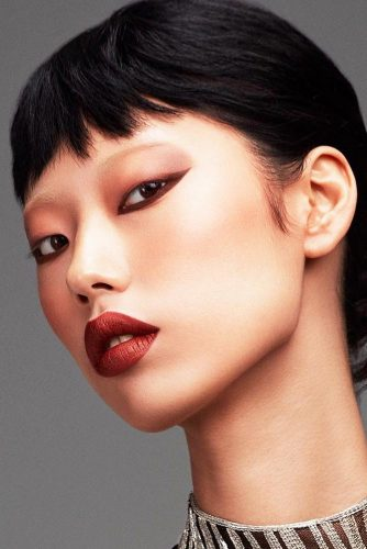 Cute Asian Eyes Makeup Looks picture 2