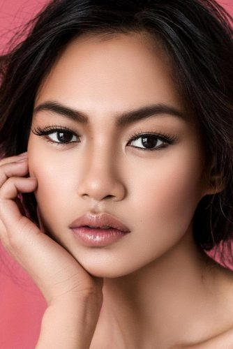 Cute Asian Eyes Makeup Looks picture 5