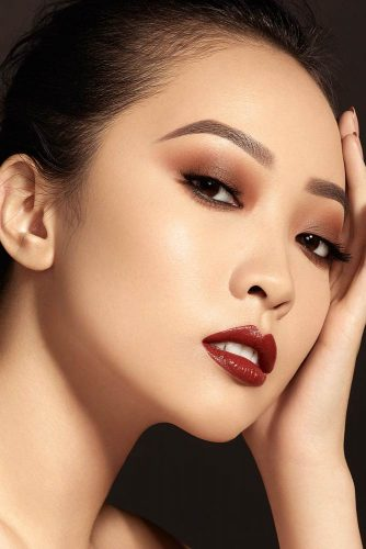 Smokey Eye Makeup For Asian Eyes picture 1