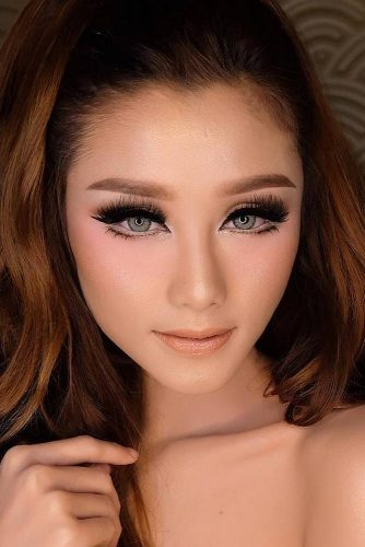 Cute Asian Eyes Makeup Looks picture 4