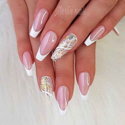Newest Cool Ballerina Nails Designs picture 3